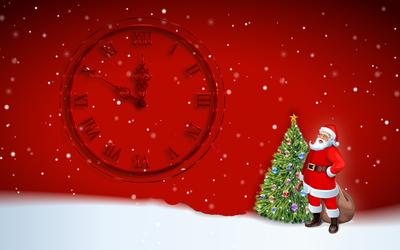 Christmas time wallpaper