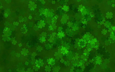 Clovers wallpaper