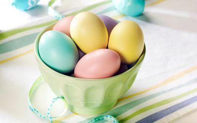 Easter eggs [11] Wallpaper