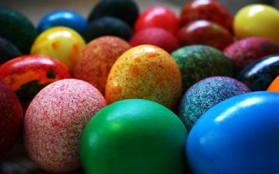 Easter eggs [4] wallpaper