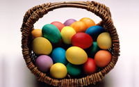 Easter eggs wallpaper 1920x1200 jpg
