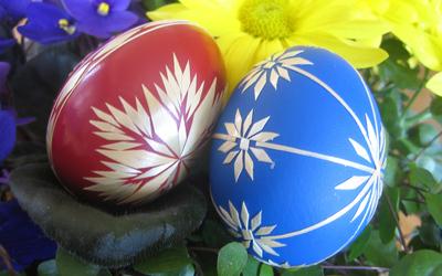Easter Eggs [3] wallpaper