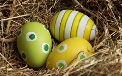 Easter eggs [14] wallpaper
