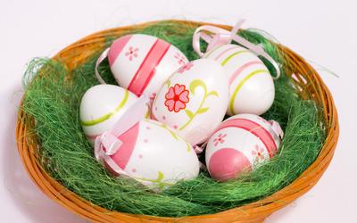 Easter eggs [19] wallpaper