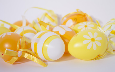 Easter eggs [18] wallpaper
