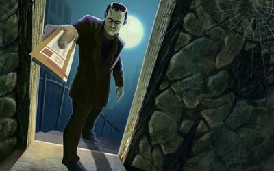 Frankenstein [4] wallpaper