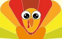 Funny turkey wallpaper 3840x2160 jpg
