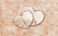 Glass hearts [2] wallpaper 2880x1800 jpg
