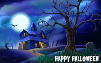 Halloween [2] wallpaper 1920x1200 jpg