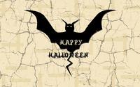 Halloween bat wallpaper 2880x1800 jpg