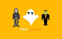 Halloween costumes wallpaper 3840x2160 jpg