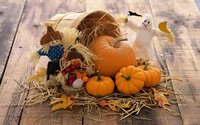 Halloween decoration [2] wallpaper 1920x1200 jpg