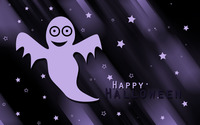 Halloween ghost wallpaper 2880x1800 jpg