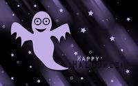 Halloween ghost wallpaper 2880x1800 jpg