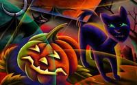 Halloween night [3] wallpaper 1920x1200 jpg