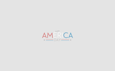 Happy America Day wallpaper