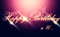 Happy Birthday [3] wallpaper 1920x1080 jpg