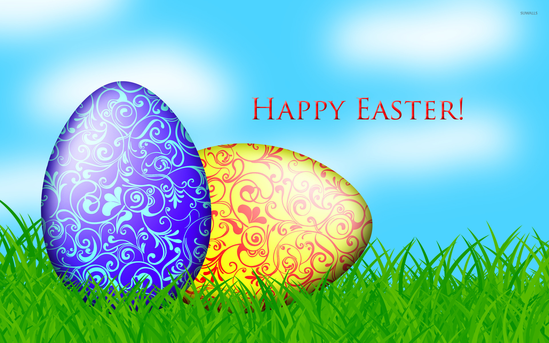 Happy Easter 4 Wallpaper Holiday Wallpapers 29907