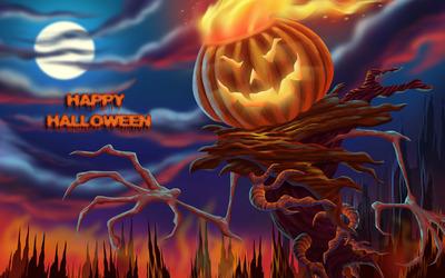 Happy Halloween [3] wallpaper