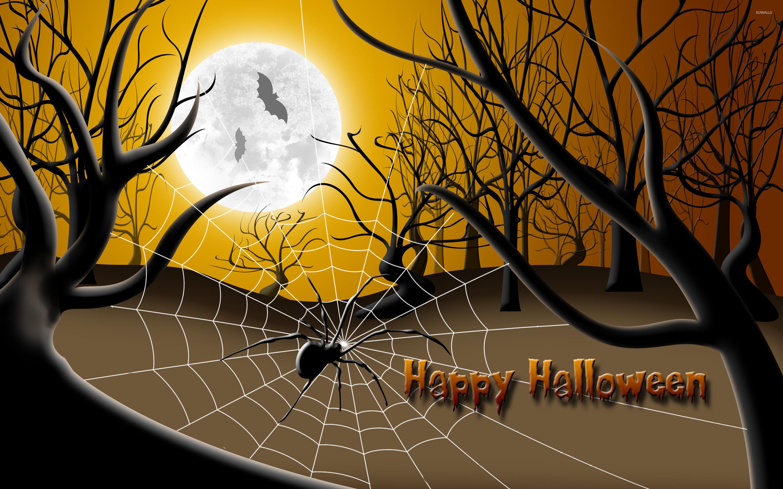Simple Wallpaper Halloween Unicorn - happy-halloween-23510-2880x1800  Image_536580.jpg