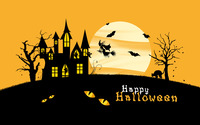 Happy Halloween wallpaper 2880x1800 jpg