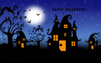 Happy Halloween [2] wallpaper 2880x1800 jpg