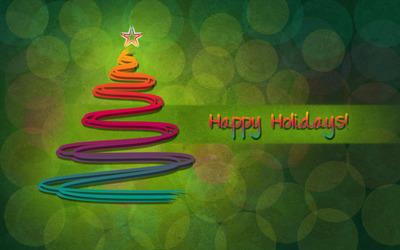 Happy Holidays [2] wallpaper