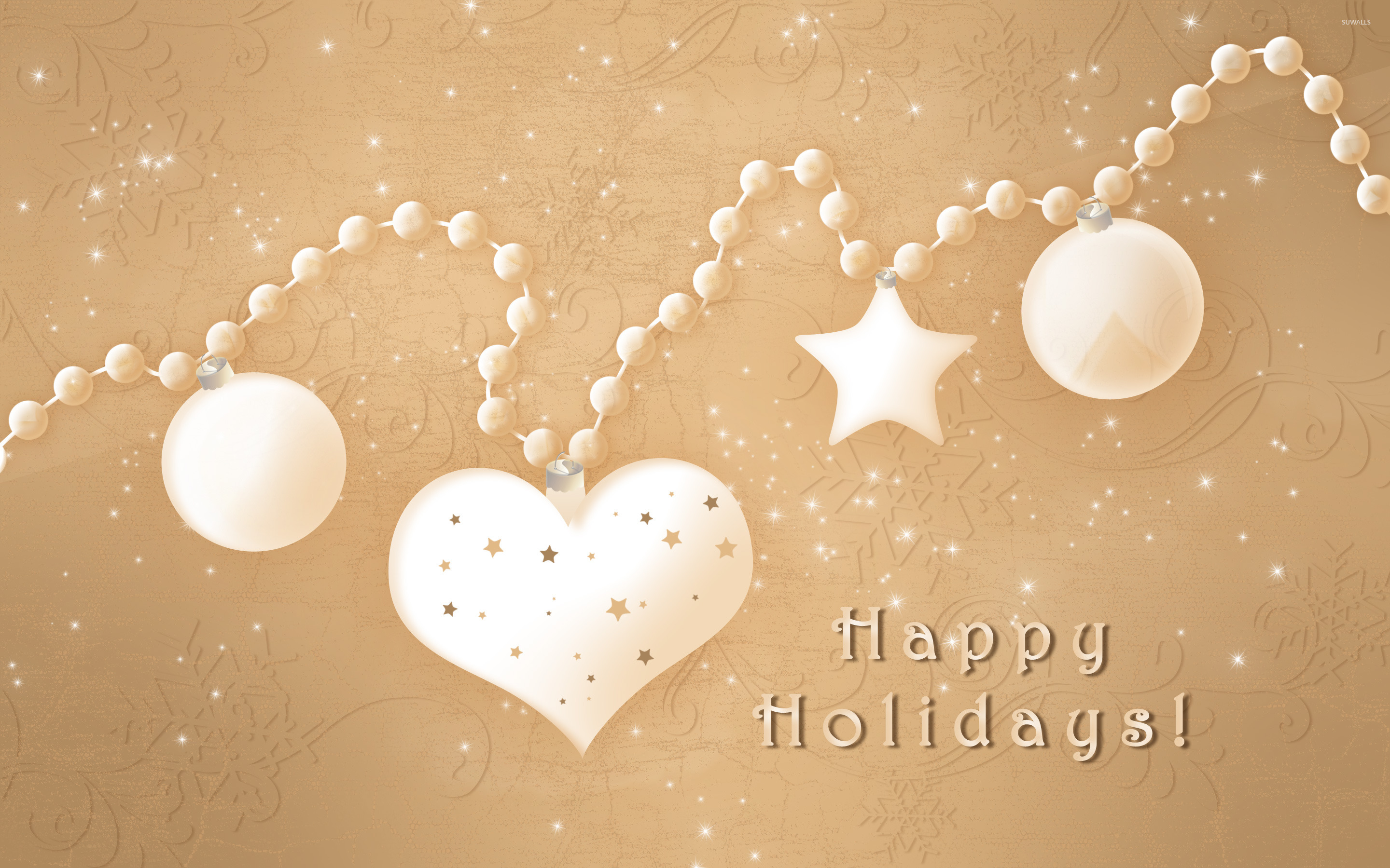 happy holidays [6] wallpaper - holiday wallpapers - #25509