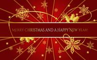 Happy Holidays wallpaper 2880x1800 jpg