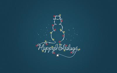 Happy holidays [9] wallpaper