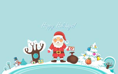 Happy Holidays [10] wallpaper