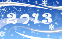 Happy New Year 2013 [2] wallpaper 2880x1800 jpg