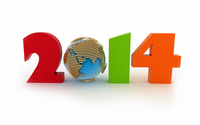 Happy New Year 2014 [2] wallpaper 1920x1200 jpg