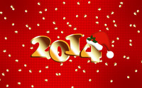 Happy New Year [10] wallpaper 2880x1800 jpg