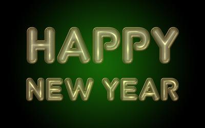 Happy New Year [15] wallpaper