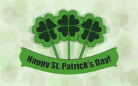 Happy St. Patrick's Day wallpaper 2880x1800 jpg