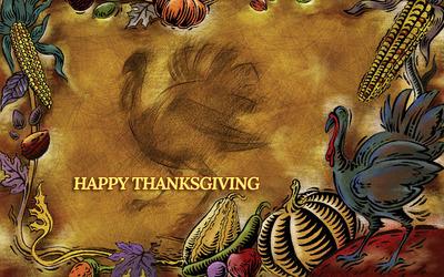Happy Thanksgiving [3] wallpaper