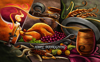 Happy Thanksgiving [5] wallpaper 2560x1600 jpg