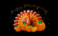 Happy Thanksgiving wallpaper 2880x1800 jpg