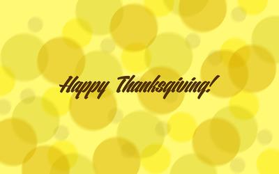 Happy Thanksgiving [11] wallpaper