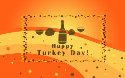 Happy Turkey day! wallpaper