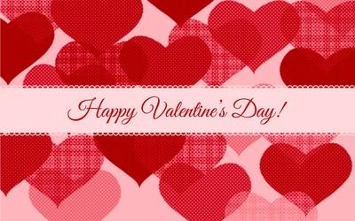 Happy Valentine's Day! [4] Wallpaper