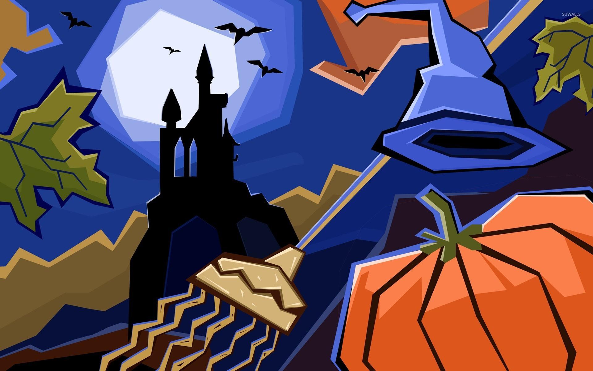 Popular Wallpaper Halloween Haunted - haunted-halloween-castle-23412-1920x1200  Trends_72424.jpg