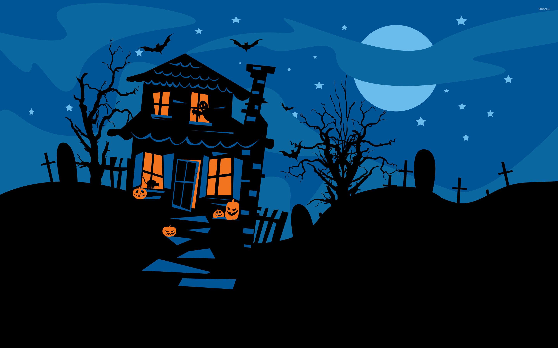 Haunted House 2 Wallpaper