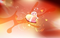 Heart candy box wallpaper 1920x1200 jpg