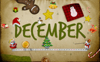 Holidays in December wallpaper 1920x1200 jpg