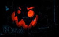 Jack-o'-lantern [2] wallpaper 1920x1200 jpg
