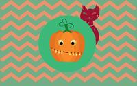 Jack-o'-lantern [12] wallpaper 2880x1800 jpg