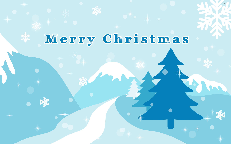 Must see Wallpaper Mountain Christmas - merry-christmas-16648-2880x1800  HD_29049.jpg