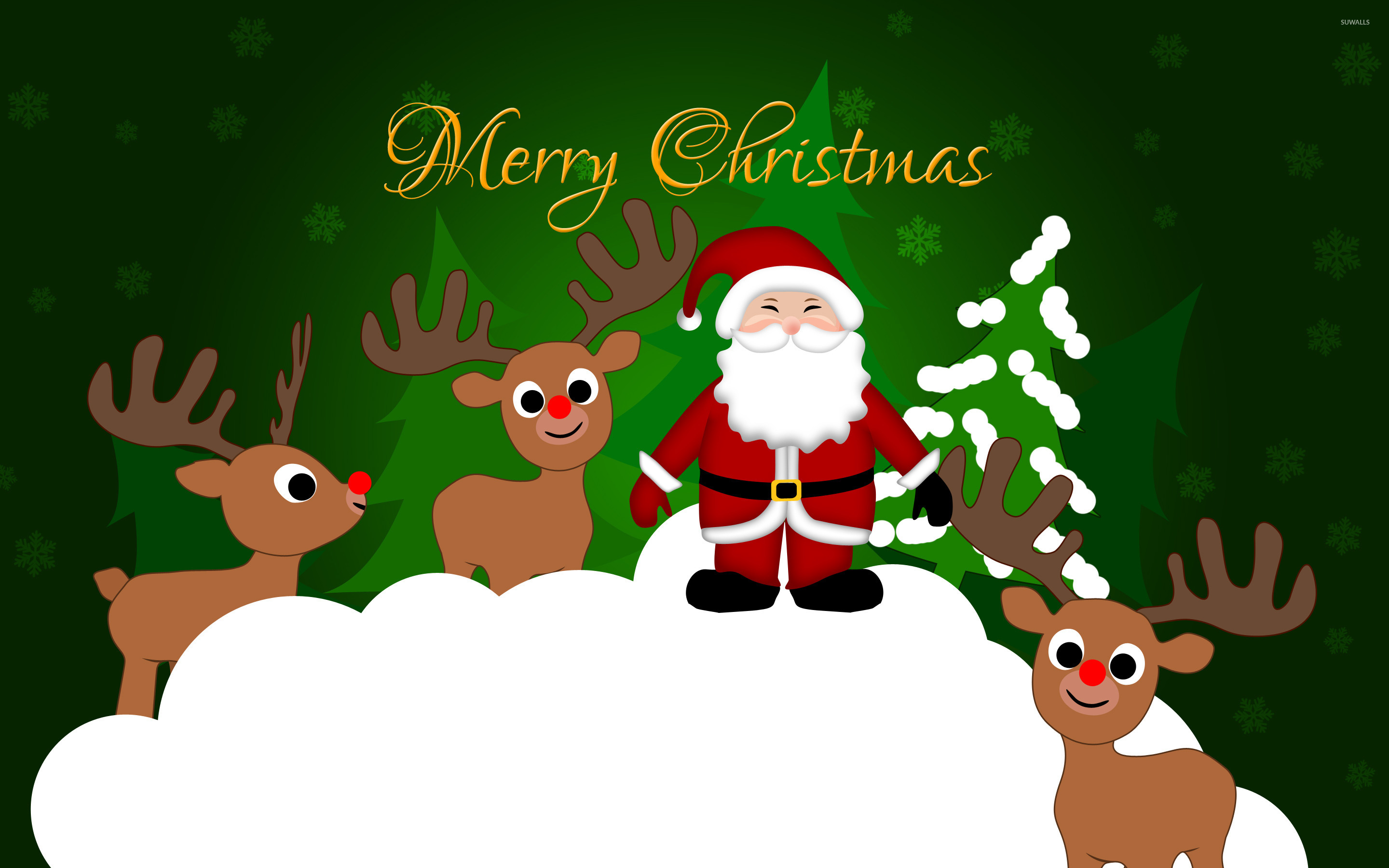 merry christmas [17] wallpaper - holiday wallpapers - #25812